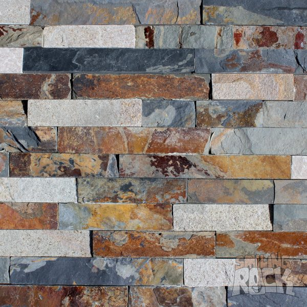 Sparta Stack Stone Wall Cladding