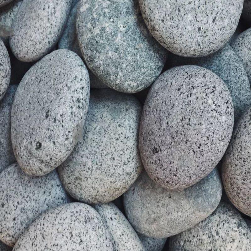 Light grey quail emu rocks