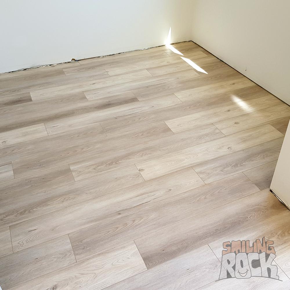 Timber Flooring Laminate White Teak