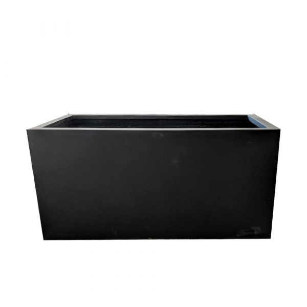Divider Trough Dark Grey Pot