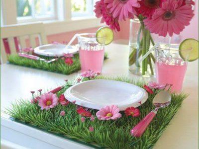 Creative Grass Table Mats